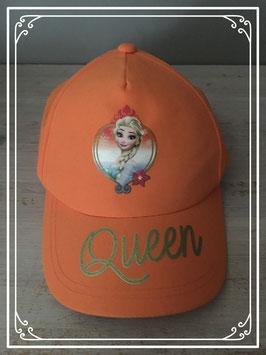 Oranje Elsa pet