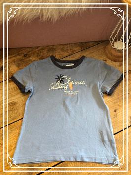 Lichtblauw t-shirt van het merk Okaïdi - maat 104-110