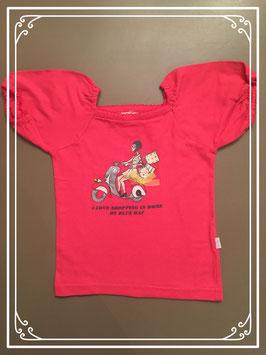 Roze T-shirt van het merk Blue bay - maat 98