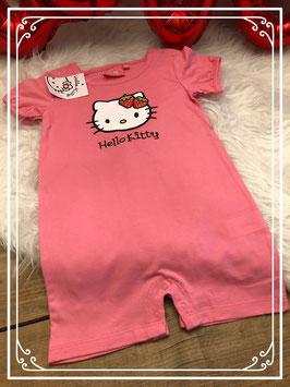 Nieuw: Roze kruippakje van Hello Kitty - Maat 92
