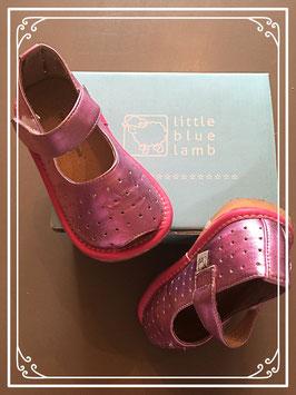 Little Blue Lamb roze schoentjes - maat 24