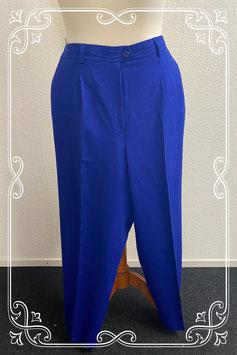 Blauwe broek van Ara  maat 48