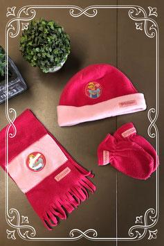 3-delige roze set van Princess - 3-5 jaar