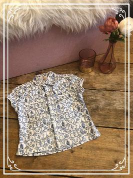 Super leuk blouseje van Jill maatje 104