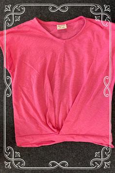 Leuk roze shirt van Zara Girls maat 122