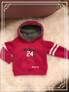 Roze warme zachte sweater van Frendz - Maat 74