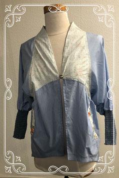 Nieuw! Vrolijke blouse van De Designers maat 36