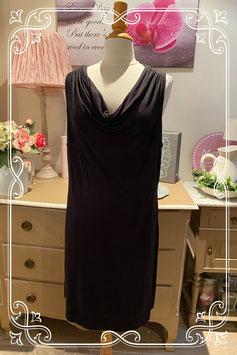 Zwarte korte jurk/tuniek  van Miss Etam - Maat XXL