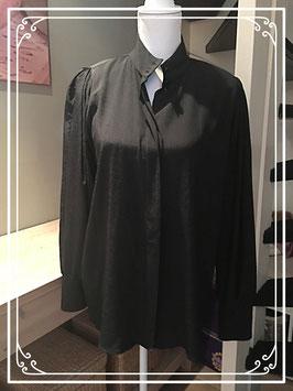 Nette zwarte blouse van Michél Valérie - Maat 42