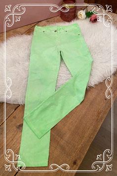 Licht groene broek - Maat 164/170