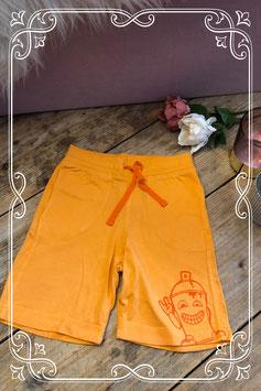 Oranje korte broek van H&M - Maat 92