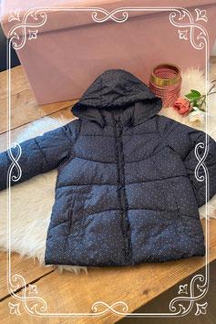Dikke winterjas van de H&M - Maat 140