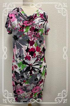 Fleurige jurk van True Spirit maat L