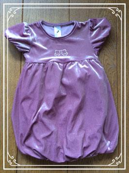 Oud roze jurkje van Palomino - maat 104