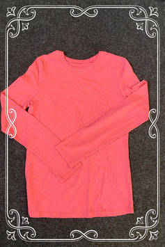 Roze longsleeve van C&A maat 158/164