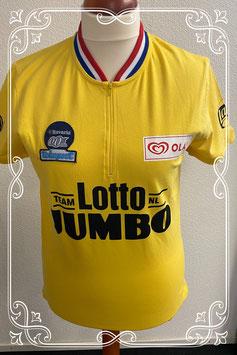 Nieuw! Team Lotto Wielren shirt Joop Zoetemelk maat S/M