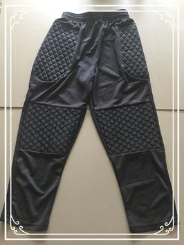 Zwarte broek met vulling - Maat S