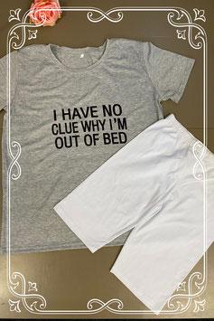 2-delige pyjama met broekje van Re-Legs in maat XL