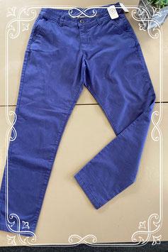 Nieuw! Nette blauwe broek van Yessica maat 36