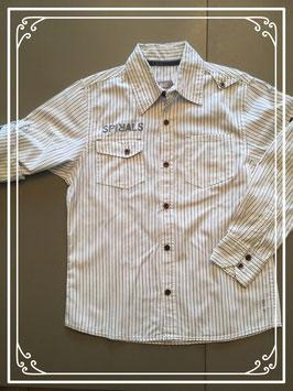 WE hemd met lange mouwen - maat 134-140