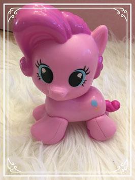 Vanzelf rijdende roze pony van playskool