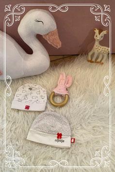 Set van twee babymutsjes van Frendz en Nijntje