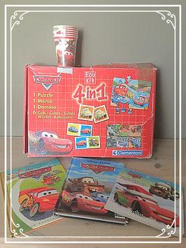 Speelset van Cars van Disney (Pixar)