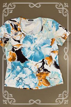 Leuk gebloemd shirt van Street One maat S/M