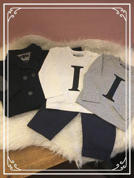 4 delige kledingset van verschillende merken - Maat 62