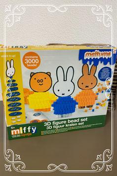 Nieuw! 3D figuur kralen set Nijntje - vanaf 5 jaar