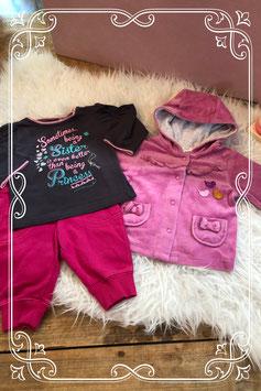 Super leuk 3 dellig set van H&M -Prenatal en Baby club - maatje 62