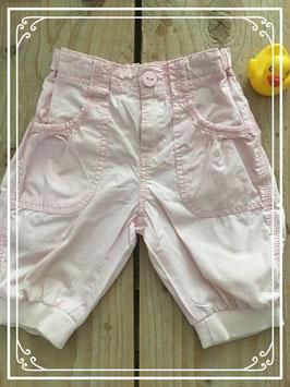 Roze korte broek van H&M - maat 92