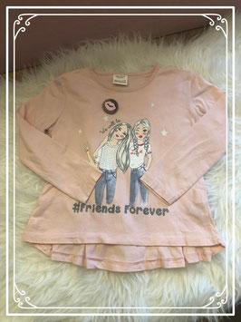 Licht roze truitje van de Zara girls maat - 104