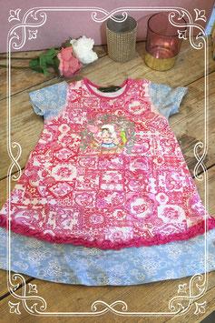 Roze jurkje van het merk Oillily - maat 92