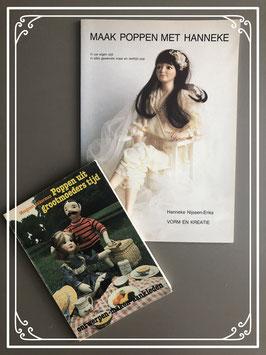 2 leuke boekjes gebaseerd op poppen
