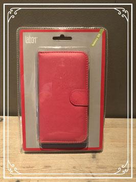 Roze telefoonhoesje voor Galaxy S5