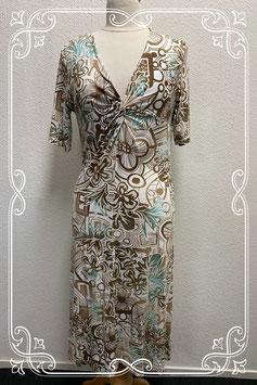 Leuke zomerse jurk van Basler maat 38