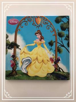 Canvasdoek van Disney's Belle