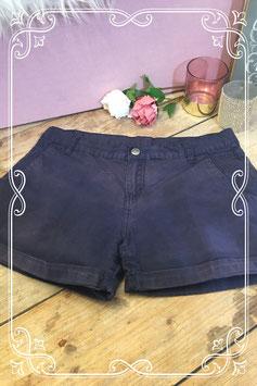 Donkerblauwe korte broek van de Hema - maat m