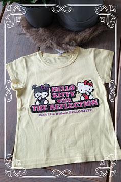 Geel shirt van het merk sanrio hello kitty-maat 110-116