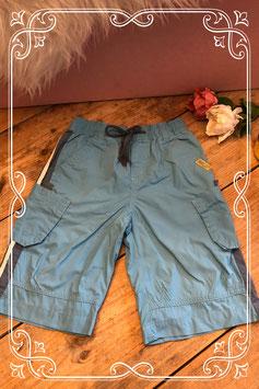 Lichtblauwe broek van Palomino - Maat 104