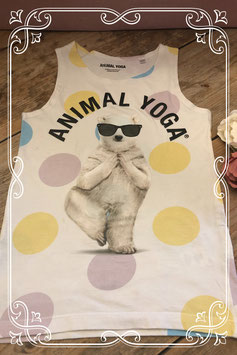 ANIMAL YOGA hemd van de C&A - Maat 122/128