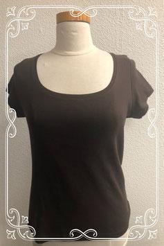 Nieuw! Bruin shirt van M&S maat M