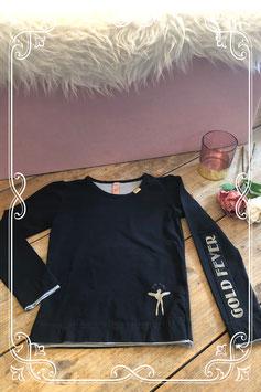 Zwart shirt van het merk JIll - maat 128