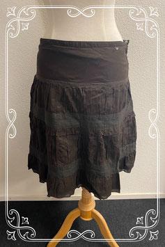 Nieuw! Mooie bruine rok van Esprit in maat 40