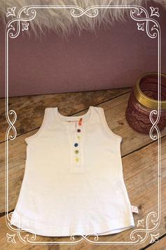 Wit hemd van NOPPIES - Maat 86