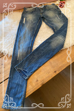 Erg mooie spijkerbroek van Vingino - maat 170