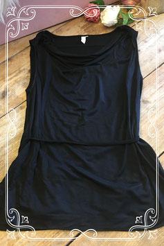 Zwarte mouwloze top van Whkmps's OWN - Maat 40