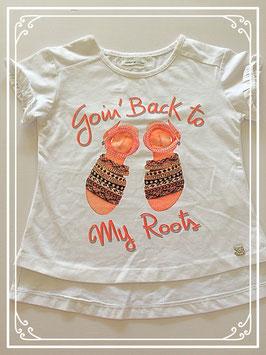 Nieuw T-shirt van het dure merk Fun & Fun - maat 110
