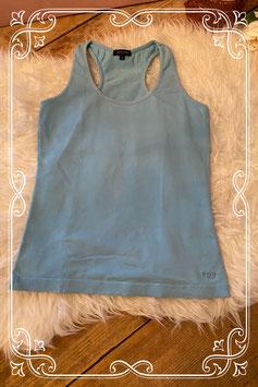 Blauw hemd - Maat 158/164